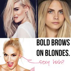 (Don't be a blonde if you are a brunette) One of the most commonly overlooked aspects of a radical hair color change is the makeup update. Drastically different hair calls for different makeup as well. Which is actually (in my eyes) one of...