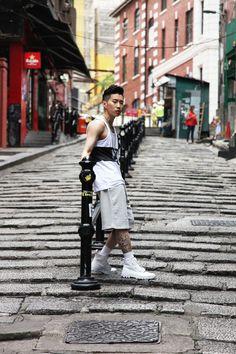 Jay Park - #calvinkleinlive from Hong Kong