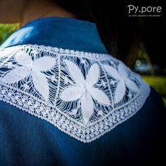 """""""Creemos en el poder detrás de unas manos"""" ◆ Buen miércoles ◆  #PyporeEsParaguay - pypore_handmade"""