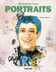 Illustration Now! Portraits: Amazon.fr: Julius Wiedemann: Livres