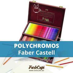 Eine der hochwertigsten Buntstift-Marken sind die Polychromos von Faber Castell. Die Vor- und Nachteile beleuchtet heute Gastautor Stefan Kurz für dich.