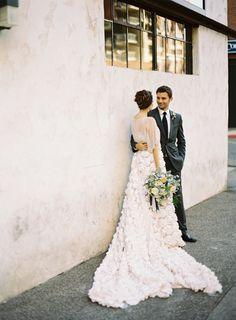 Wedding Inspiration | Shades Of Winter