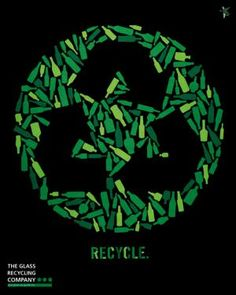 For The Glass Recycling Company challenge, gimme some love if you dig it!