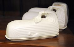 Nautical home: Whale butter dish ($64) by Jonathan Adler at Trohv in Baltimore.