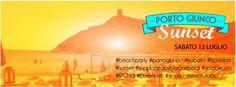 PORTO GIUNCO SUNSET – VILLASIMIUS – SABATO 12 LUGLIO 2014