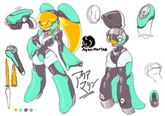 Female Character Design, Character Drawing, Character Design Inspiration, Character Concept, Robot Cute, Cool Robots, Robots Characters, Cute Characters, Robot Girl