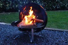Living BBQ - Olly´s Grill & BBQ Blog  http://www.livingbbq.de/weber-fireplace-feuerschale/