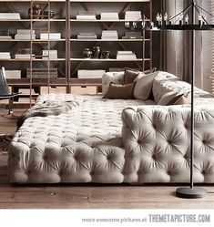 The only sofa you'll ever need...love it