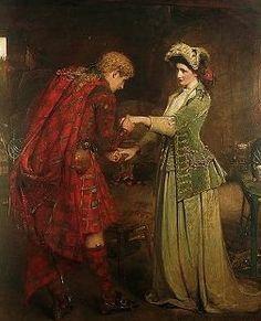 Flora MacDonalds Farewell to Bonnie Prince Charlie - George W. Joy - Wikipedia, the free encyclopedia