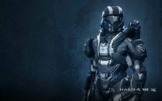 Halo default armor
