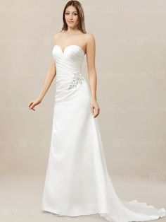 Simple Wedding Dresses Like This Deserve To Be A Part Of Your Ceremony