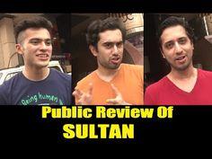 SULTAN public review | Salman Khan, Anushka Sharma.