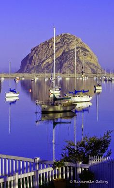 Morro Bay, California, U.S.A