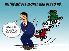 """Gli italiani hanno detto no, """"vai Renzi, vai!"""""""