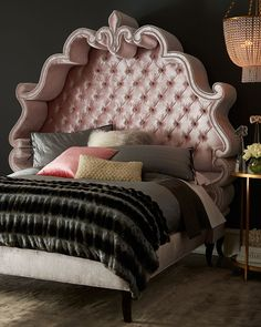 Haute House Maria Tufted Beds