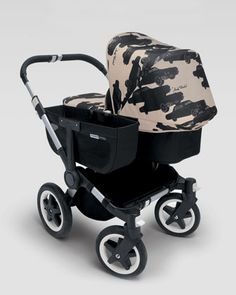 Andy Warhol Donkey Cars Tailored Fabric Set by Bugaboo at Neiman Marcus.
