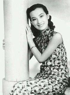 ZX 周璇胡蝶等十大女星1949年罕见照片合集-新闻-收藏界