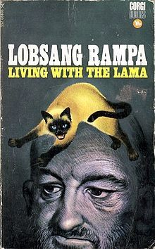 Living With The Lama was described as being dictated to Rampa by his pet Siamese cat, Mrs Fifi Greywhiskers.