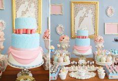 Cinderela: ideias para decorar uma festa de menina com o tema da princesa da Disney #festainfantil