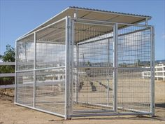 dog kennel boarding perth dog kennel indoor small cheap dog kennels for large dogs Dog Kennel Roof, Metal Dog Kennel, Dog Kennel Cover, Diy Dog Kennel, Kennel Ideas, Outdoor Dog Kennel, Cheap Dog Kennels, K9 Kennels, Dog Kennel Designs