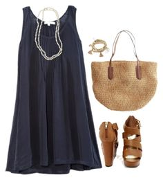 """""""Heading to Charleston-I wish"""" by sc-prep-girl ❤ liked on Polyvore featuring Calypso St. Barth, J.Crew, Forever 21, Nordstrom, women's clothing, women, female, woman, misses and juniors"""