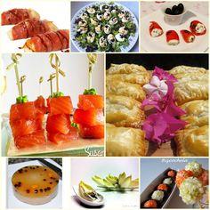 APERITIVOS FRIOS PARA FIESTAS | Cocinar en casa es facilisimo.com