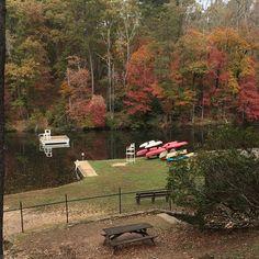 Paris Mountain State Park in #Greenville, South Carolina