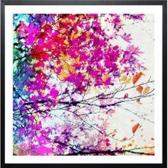 Bild mit Blumenmotiv ab 45,00€. Das Bild sorgt über Deiner Couch für einen tollen Hingucker.