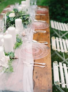 Not One, But Two, Soft + Totally Stunning Coastal Wedding Inspirations
