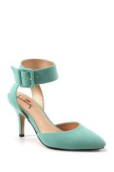 Mint bow kitten heels  Shoes I Love  Pinterest  Pump Cheap