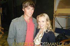 Alex and Kimberely Power Rangers Samurai, American Series, Replay, Shiba, Tv, Random, Television Set, Casual, Television