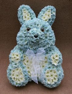 Aprende cómo hacer figuras de animalitos con flores paso a paso
