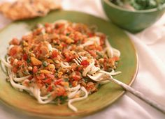 Red Clam Pasta Sauce with Garlic and Onion Recipe