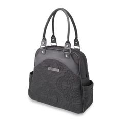 Petunia Pickle Bottom® Sashay Satchel in Central Park North Stop - buybuyBaby.com