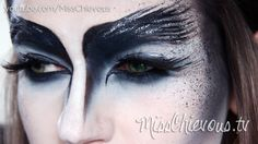 THE CROW Halloween Makeup - tutorial and pictures on my blog!