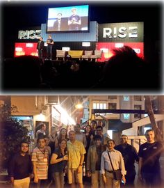‪#‎RISE‬ #ISeB #Nayanbheda #AppLions  5,000 countries, 75 attendees, the recently held RISE Conference by Web Summit in Hong Kong, Asia was a colossal success! Nayan Bheda the co-founder of 'AppLions' and 'ISeB' attended the conference and says 'Passionate entrepreneurs, Guiding Angels and Hunting Businessmen looking for innovations - all made the conference very exciting and palpable.   https://www.facebook.com/indianschoolofebiz