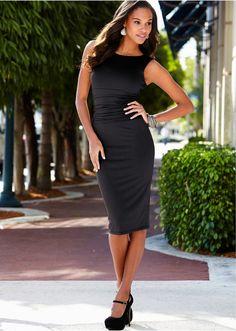 Vestido marrom comprar on-line - bonprix.de