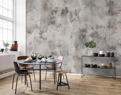 Wallpaper from Rebel Walls, Patina! This is a hand-painted wallpaper design giving every room a patinated vintage feeling. Brick Wallpaper Tiles, Look Wallpaper, Stone Wallpaper, Hand Painted Wallpaper, Painting Wallpaper, Modern Wallpaper, Wall Wallpaper, Wallpaper Designs, Photo Wallpaper