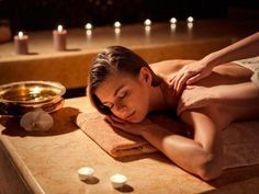 Sure, it can help you relax — but massage therapy can do much more than that. Here are six benefits of massage therapy you need to know. Muscle Knots, Body To Body, Human Body, Good Massage, Body Massage Spa, Massage Benefits, Improve Blood Circulation, Wellness Spa, Meditation Music