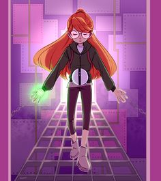Aliah's Art Blog: In the making of this, I died, came back, and died again. This is fanart for the minisode Infinity Train. I hope it becomes a real show I'm so excited I love it so much!!! Also why are backgrounds so hard to do ;–;