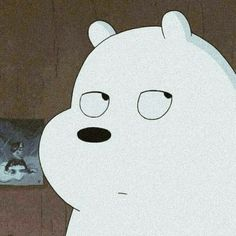 Cute Disney Wallpaper, Cute Cartoon Wallpapers, Animes Wallpapers, Ice Bear We Bare Bears, We Bear, Cartoon Profile Pics, Cartoon Profile Pictures, Cartoon Icons, Bear Cartoon