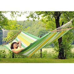 Amazonas Brasilia Apple Double Hammock