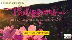 Get All the Scoop & Register Now! http://www.lauranaiser.com/register-now-philippians/
