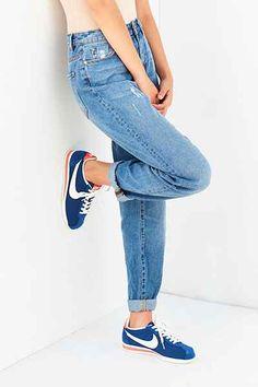 quality design 726bd 13844 Nike Classic Cortez Textile Sneaker