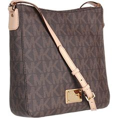 Michael Kors travel messenger bag