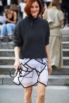 Подборка интересных образов уличной моды