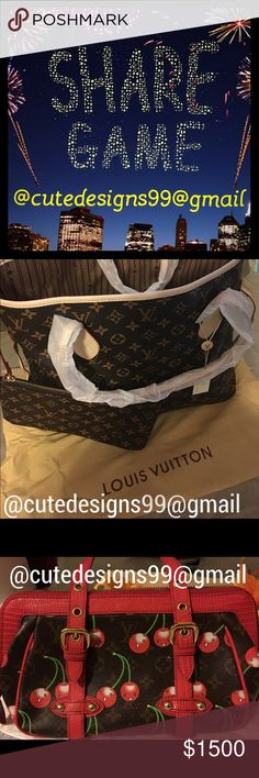 🌺🌺🌺Follow game🌺🌺🌺 🌺🌺🌺LETS PLAY THE SHARE GAME 🌸🌸🌸 1. Like this status 2. Follow me 3. Share this post 4. Share 4 things from my closet  5.Comment done and I'll share your too!!             Please help me get followers!!! 💜💜👭👭👫👯👯👯💁💃💃💃 Louis Vuitton Jewelry Bracelets