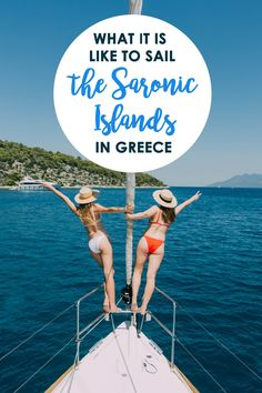 What it's like to Sail the Saronic Islands in Greece - Polkadot Passport