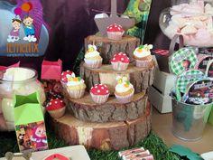 Masha and the Bear Birthday Party Ideas   Photo 1 of 6