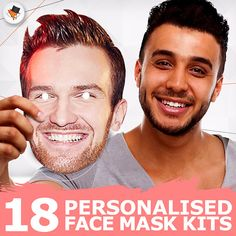 These professionally produced high quality party face masks sets are DIY packages - You will have to cut around the face to complete the assembly of your mask. Your mask will already have the eye holes pre-cut, fixers and string will be provided for the masks assembly - instructions will also